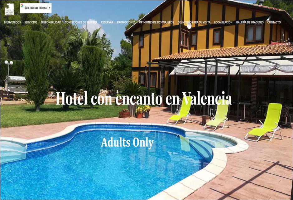 Hotel Rural El Racó de la Pintora