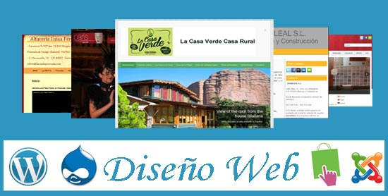 diseño web Alfaro, Logroño, La Rioja