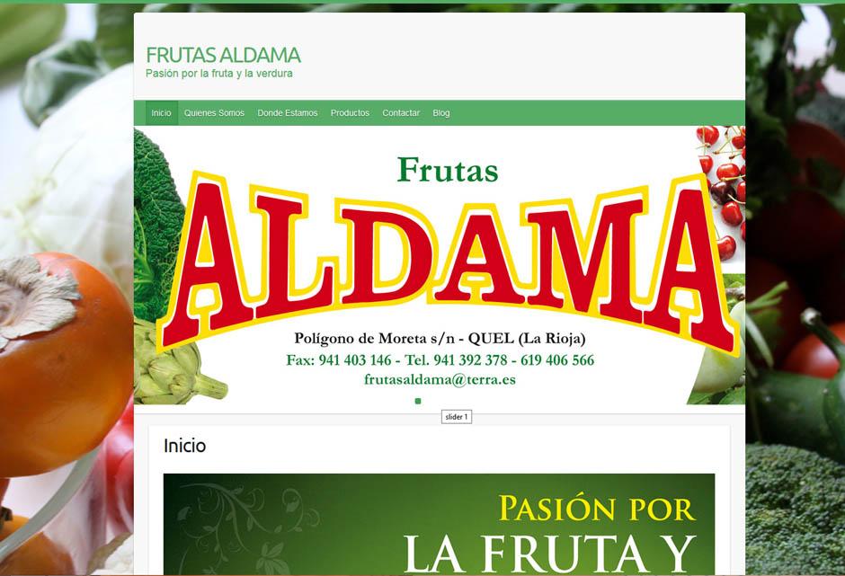 Frutas Aldama