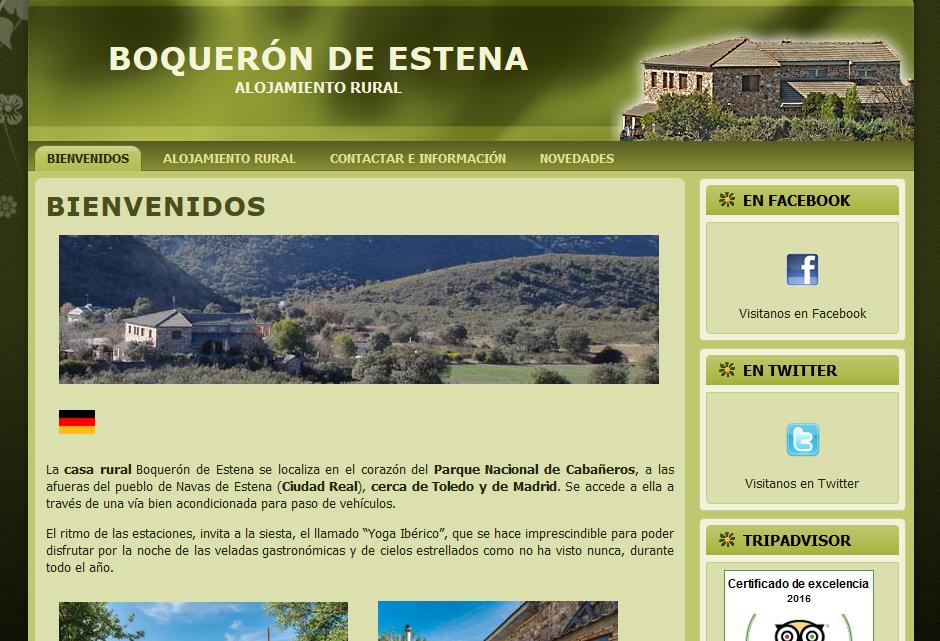 Boqueron de Estena