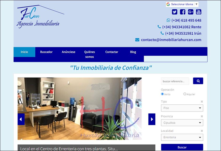 Inmobiliaria Hurcan