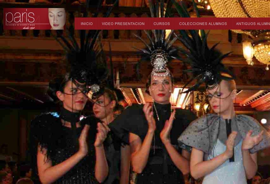 Academia de moda París