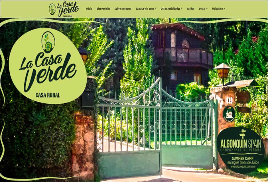 Casa Rural Casa Verde