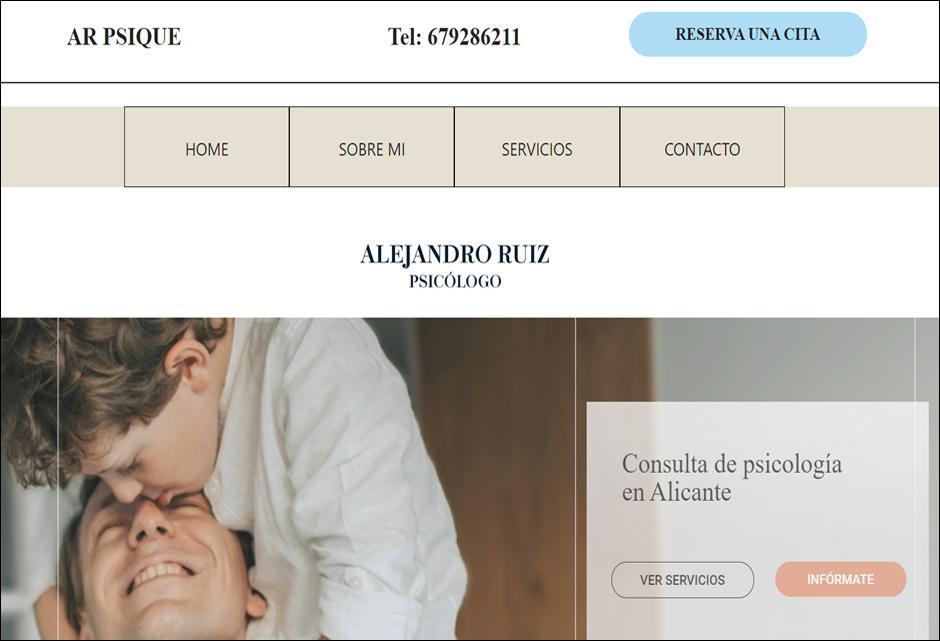 Centro de psicología Ar Psique