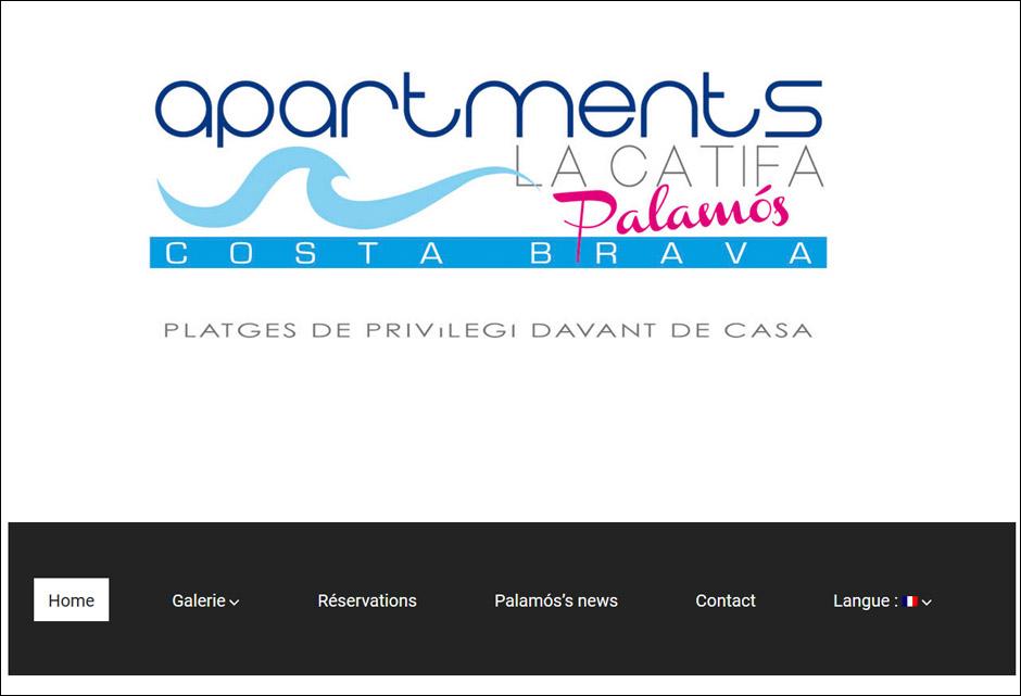 Alquiler de apartamentos La Catifa