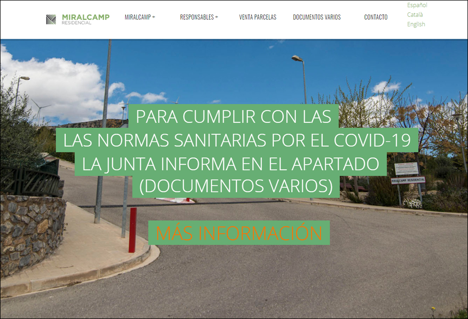 Residencial MiralCamp